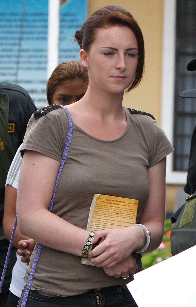 Michaella McCollum, seen here in