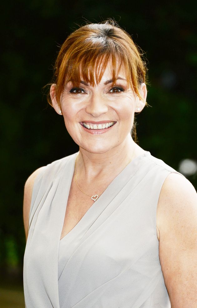 Lorraine Kelly is off on her