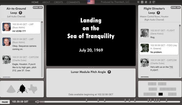 Believe The Moon Landings Are Fake? This Site Will Let You Experience It In Real