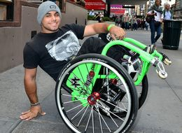 Daredevil In A Wheelchair Defies Gravity And Puts Your Rollerblade Skills To Shame