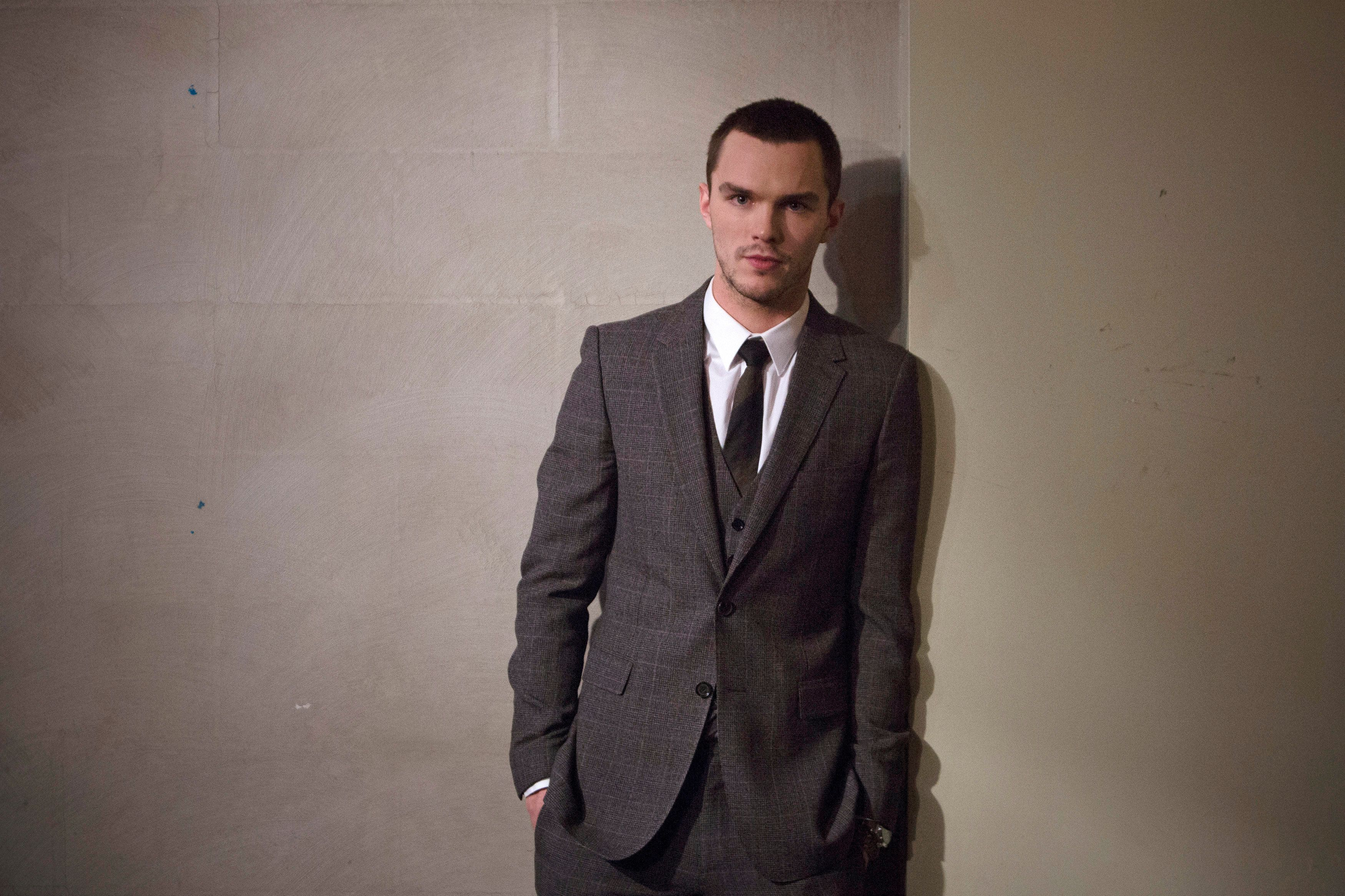 """British actor Nicholas Hoult attends a screening of the film """"Warm Bodies"""" in New York January 25, 2013. REUTERS/Andrew Kelly (UNITED STATES - Tags: ENTERTAINMENT PROFILE)"""