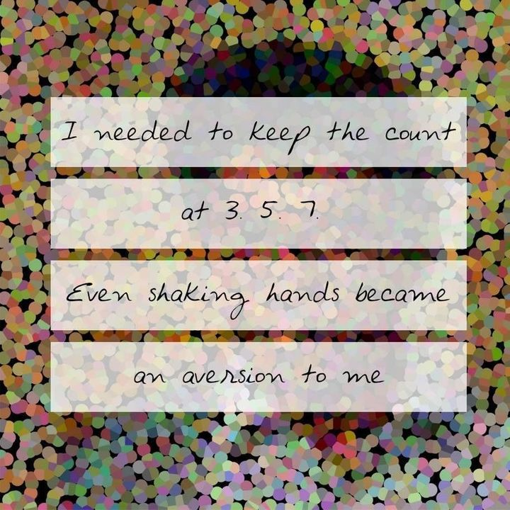 """A confession from """"The Wall"""" on The Secret Illness website."""