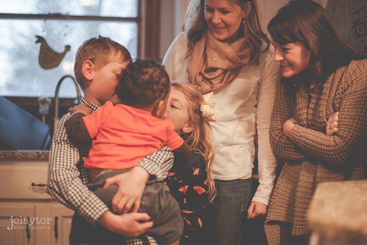 """""""Parenthood requires love, not DNA."""""""