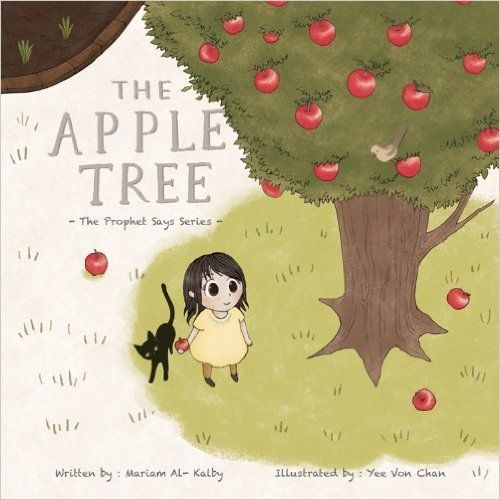 """Little Shaima plants a seed with her father in their front yard to grow a beautiful apple tree. Her father attempts to convi"