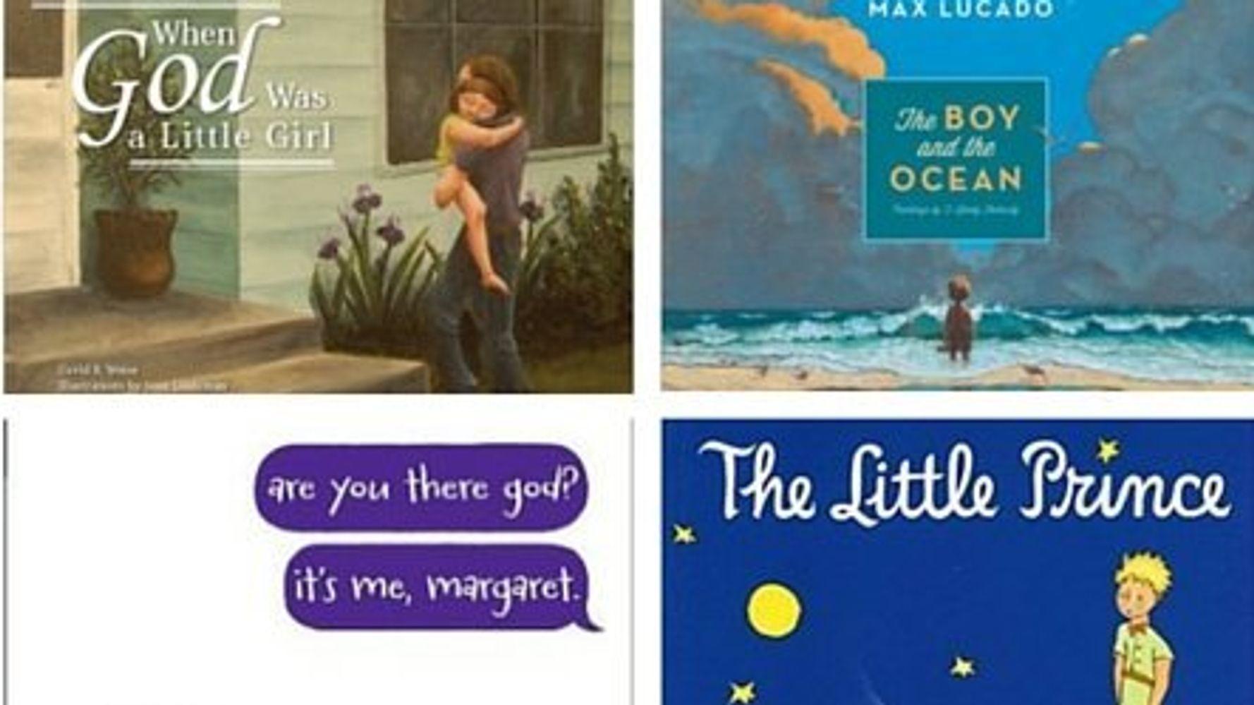 16 Children's Books For 'Spiritual But Not Religious' Families