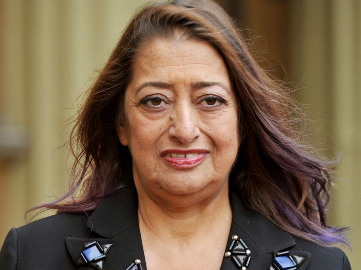 Celebrated architect Zaha Hadid died Thursday after a sudden heart attack as she was in the hospital receiving treatment for bronchitis.
