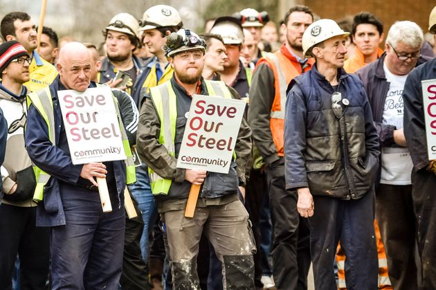 Chinese Steel Tariffs Effect On UK Companies Played Down By The