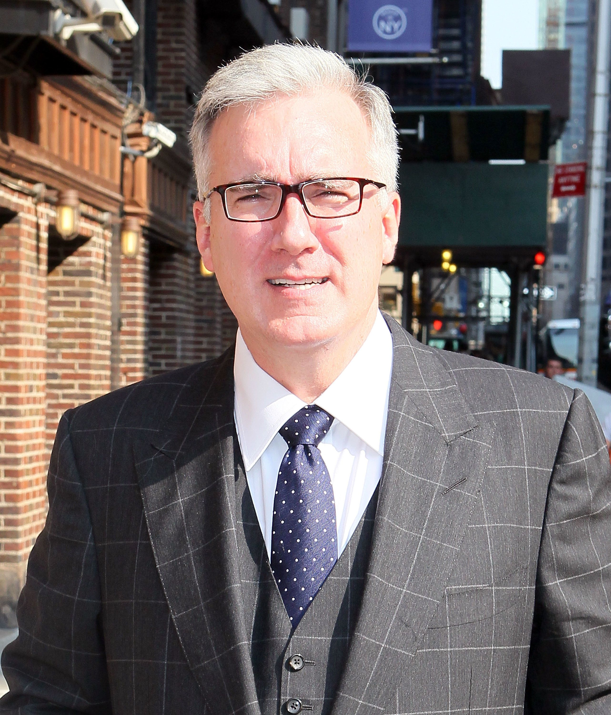 Keith Olbermann recalled the exact, awful Trump moment that made him list his Trump Tower apartment.