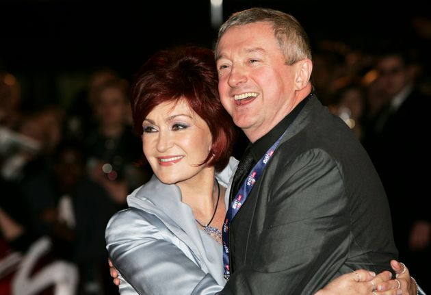 Louis and Sharon in 2007 (halcyon