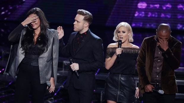 Olly Proves He Has A Sense Of Humour About THAT 'X Factor'