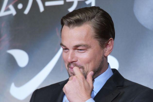 Leonardo DiCaprio was a 'great