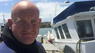 Shane Thompson, 43, was killed while scuba diving caverns at New Mexico's Blue Hole.