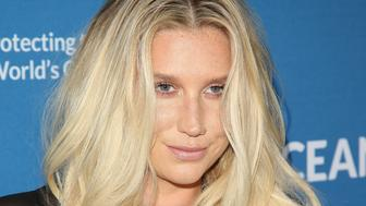 BEVERLY HILLS, CA - SEPTEMBER 28: Kesha attends a 'Concert for our Oceans' at the Wallis Annenberg Center for the Performing Art on September 28, 2015 in Beverly Hills, California. (Photo by JB Lacroix/WireImage)