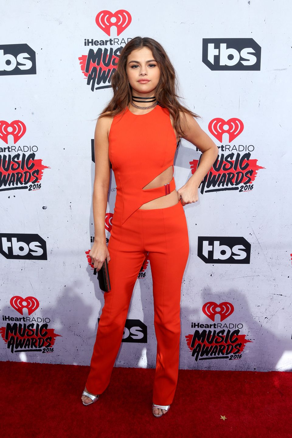 INGLEWOOD, CALIFORNIA - APRIL 03:  Singer Selena Gomez attends the iHeartRadio Music Awards at The Forum on April 3, 2016 in
