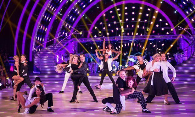 'Strictly' Bosses Respond To 'Doping'