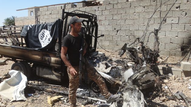 Islamic State claimed credit for many of the attacks, which also injured
