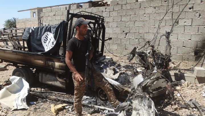 Islamic State claimed credit for many of the attacks, which also injured 60.