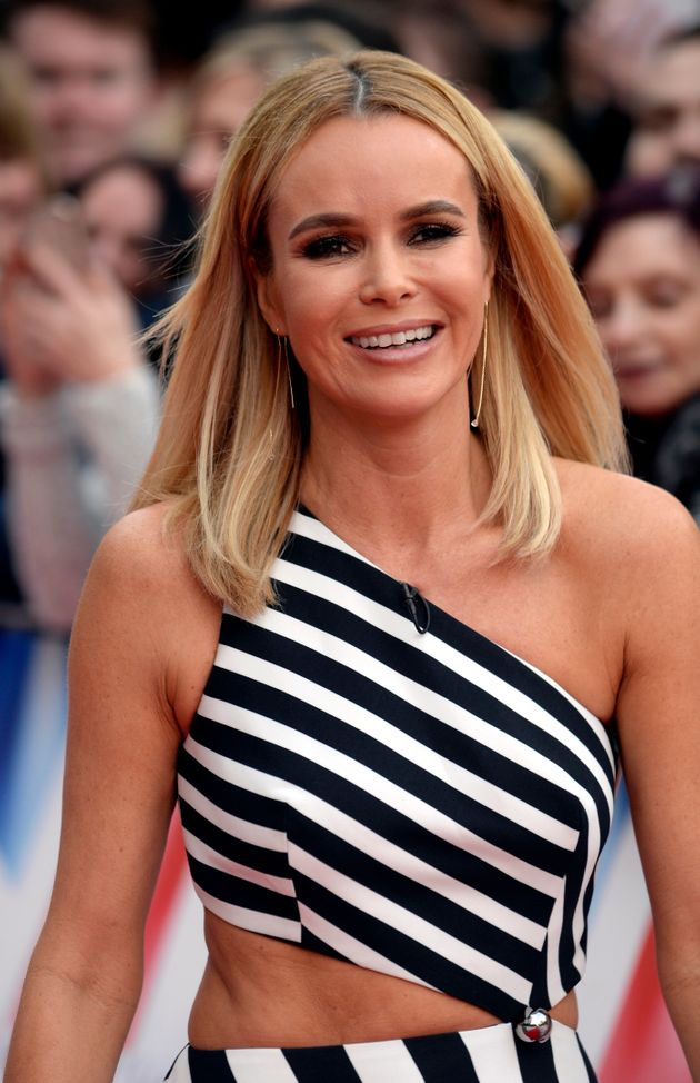 Britain S Got Talent 2016 Amanda Holden Claims Simon