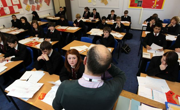 44 per cent of pupils in London reach a