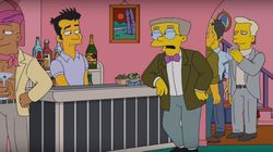 'Simpsons' Writer Reveals Personal Story Behind Smithers' Coming
