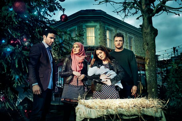 The actors who play EastEnders' Kush, Shabnam, Stacey and Martin have all been