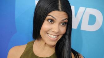CULVER CITY, CA - NOVEMBER 19:  Kourtney Kardashian arrives at the WWD And Variety Inaugural Stylemakers' Event at Smashbox Studios on November 19, 2015 in Culver City, California.  (Photo by Gregg DeGuire/WireImage)
