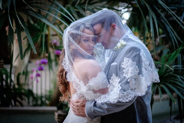 """""""Sole and William tied the knot this Saturday in Key West, Florida. They are on their way to their honeymoon in Australia!"""" -"""