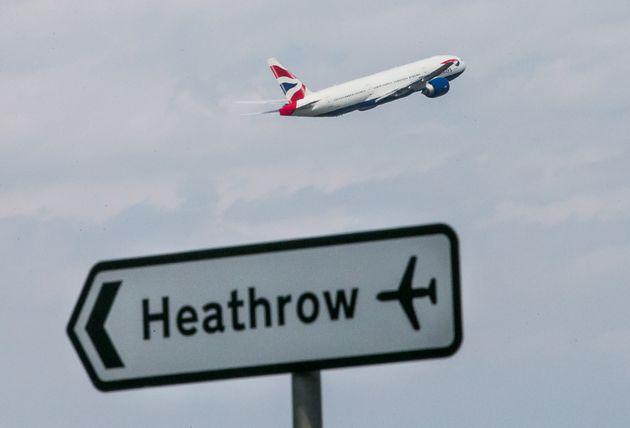 British Airways Passenger 'Bitten' After Intervening To Help Cabin Crew Overcome Violent