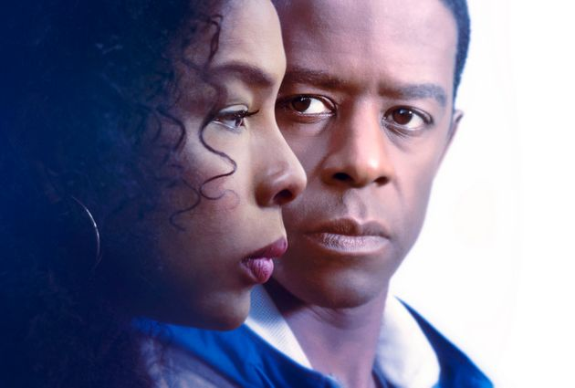 Sophie Okonedo and Adrian Lester co-star in