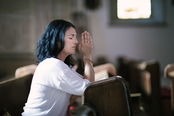 Roughly 97 million more women than men are religiously affiliated.