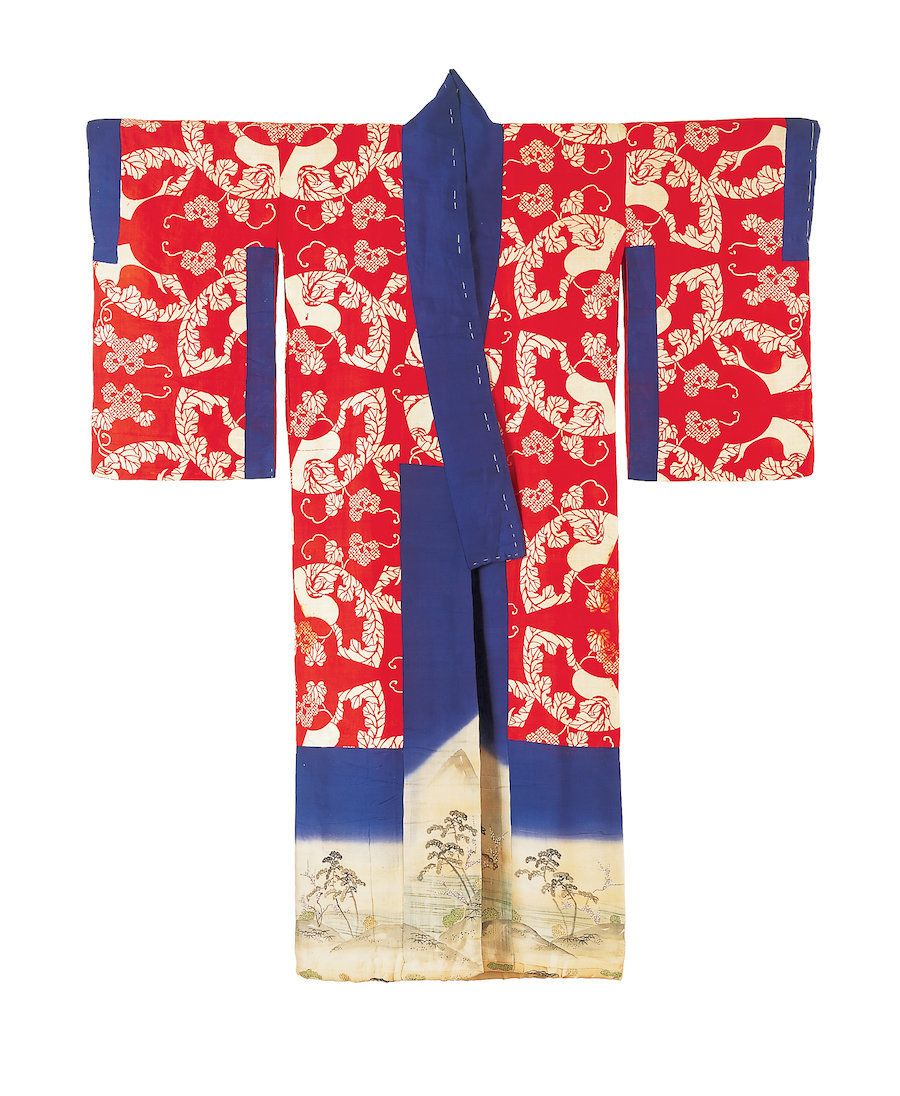 a brief and stunning visual history of the kimono huffpost