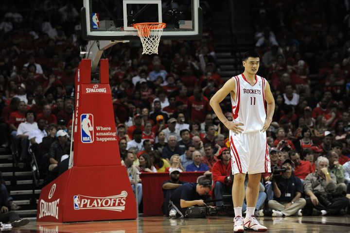 Yao's influence still looms large over the NBA.