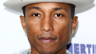 LONDON, ENGLAND - JUNE 21:  Pharrell Williams attends the Capital Summertime Ball at Wembley Stadium on June 21, 2014 in London, England.  (Photo by Tim P. Whitby/Getty Images)
