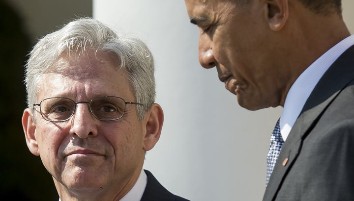President Barack Obama nominated Merrick Garland to the Supreme Court on March 16.