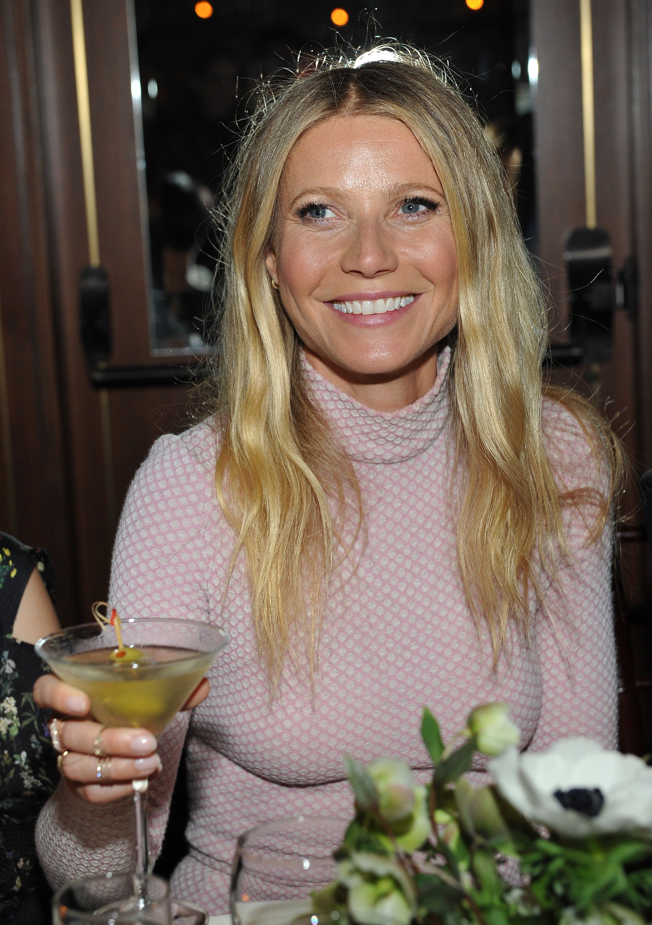 Gwyneth Paltrow admits to having tried apitherapy, an ancient treatment in which getting stung by bees is believed to treat diseases such as arthritis and cancer.