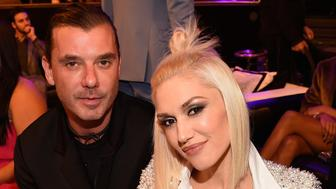 BEVERLY HILLS, CA - DECEMBER 18:  Recording artists Gavin Rossdale (L) and Gwen Stefani attend the PEOPLE Magazine Awards at The Beverly Hilton Hotel on December 18, 2014 in Beverly Hills, California.  (Photo by Kevin Mazur/PMA2014/WireImage)
