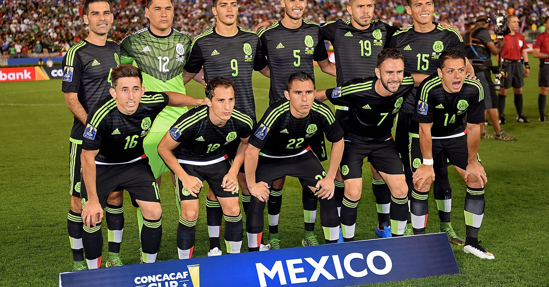 mexicos national soccer team takes a stand against