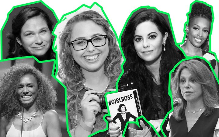 Just a few of our favorite feminists.
