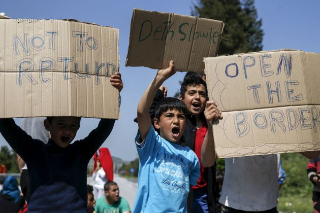 Greek government data suggests thatso far, Europe has been unable to discourage migrants from making...