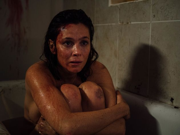 Anna Friel stars as the very troubled