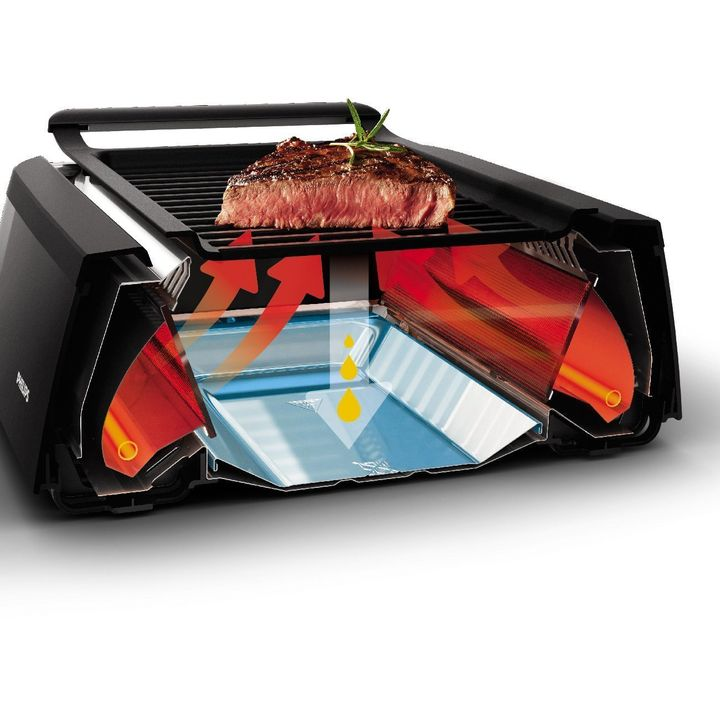 The Best Indoor Grill You Can Get (And It Won\'t Fill Your Kitchen ...