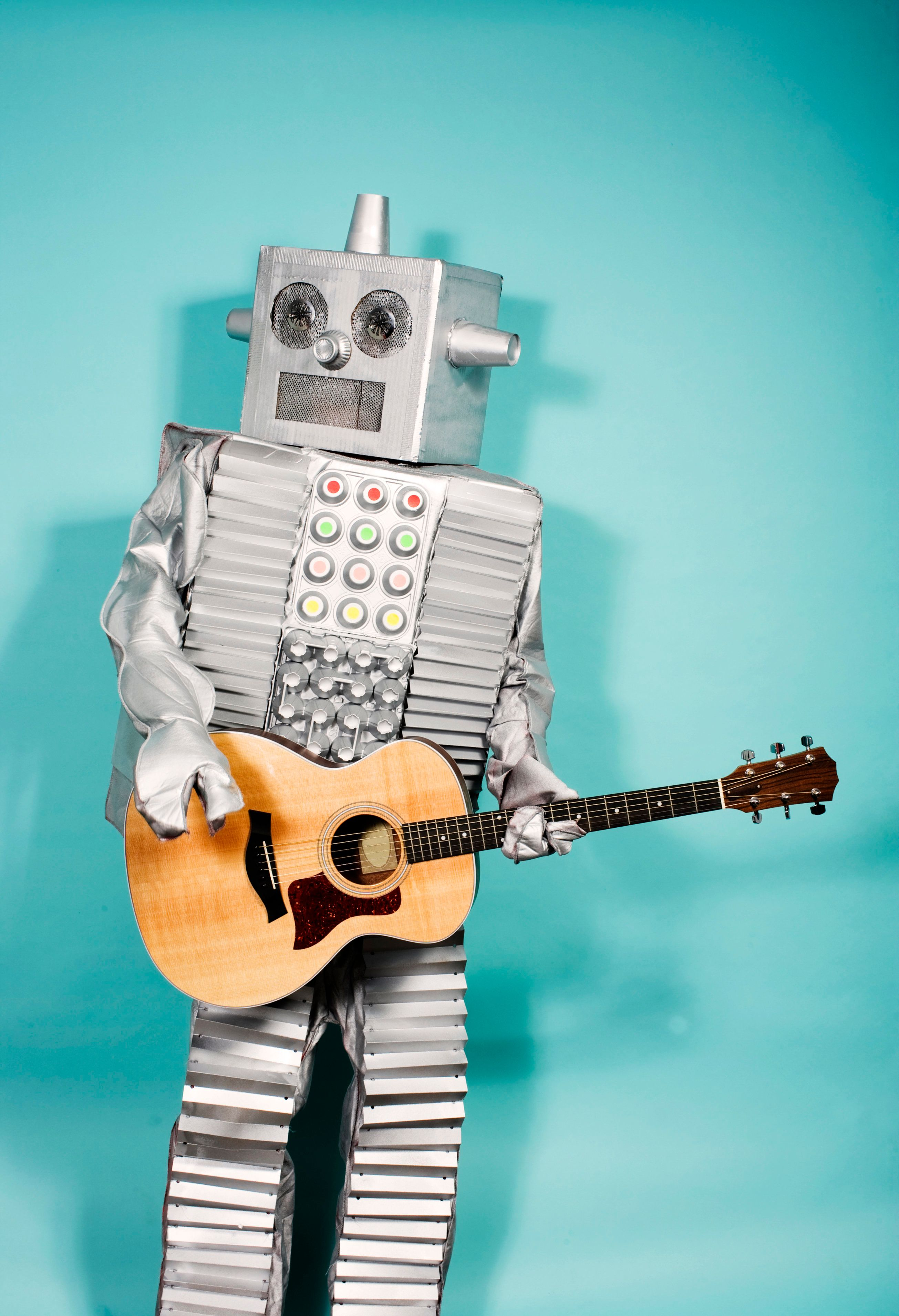 Is a robot like this the next Jonathan Franzen? Probably not.