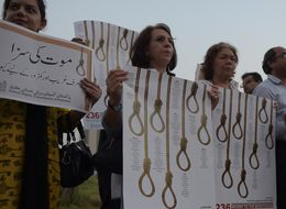 Pakistan Went From No Executions To Hundreds In Just One Year