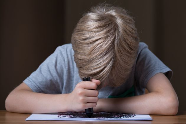 Almost half of school staffbelieve students under their tutelage have self-harmed and almost one...