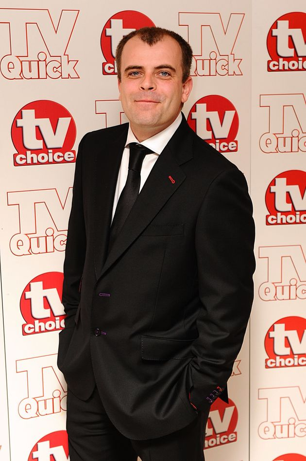 Simon Gregson plays Steve McDonald on 'Coronation