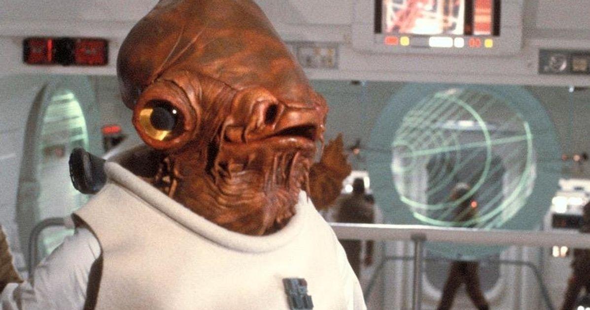 Erik Bauersfeld Dead: Voice Of 'Star Wars' Admiral Ackbar
