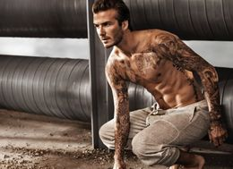 David Beckham Is a 'Pagan God' Says Times' Columnist