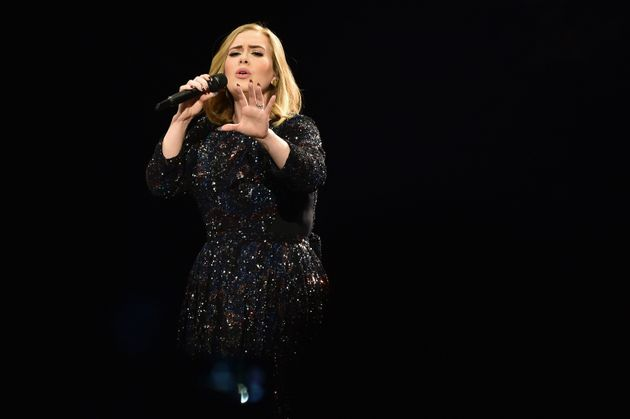 Adele is sounding distinctly unimpressed by the idea of Rebel Wilson playing her on