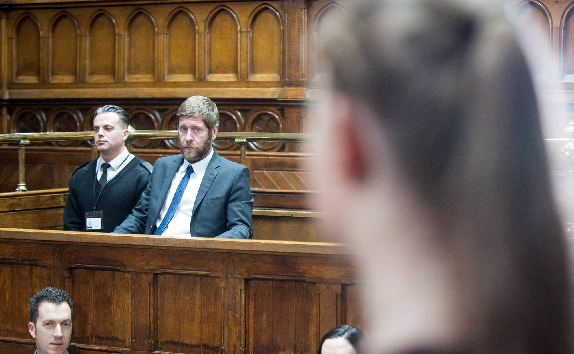 Images 'Emmerdale' Spoiler: Gordon's Trial Twists Teased By Ryan Hawley And Danny Miller | HuffPost UK 3 uk soap spoilers
