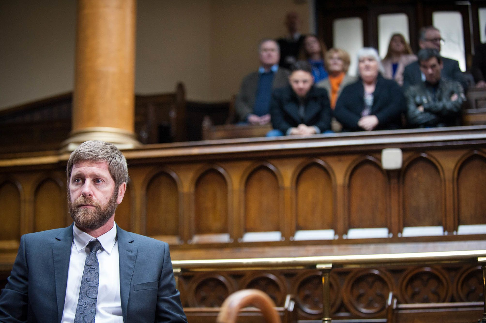 Images 'Emmerdale' Spoiler: Gordon's Trial Twists Teased By Ryan Hawley And Danny Miller | HuffPost UK 4 emmerdale